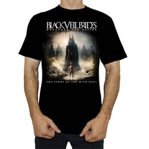 camiseta-black-veil-brides-wretched-and-divine