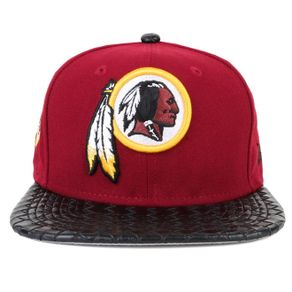 bone-new-era-visor-link-washington-red-skins-osfa-snapback