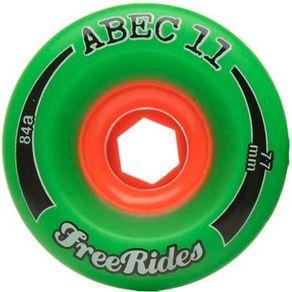roda-abec-11-classic-freeride-verde-77mm-84a
