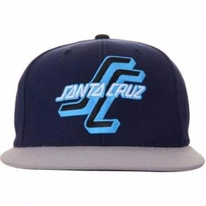 bone-santa-cruz-hat-navy-grey-azul-marinho-snapback