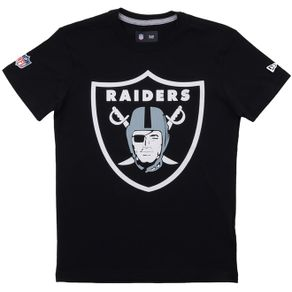 camiseta-new-era-raiders-preto-infantojuvenil