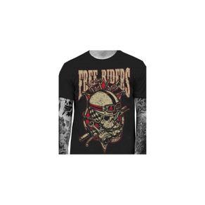camiseta-free-riders-preta-masculino