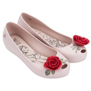 melissa-mel-ultragirl-beauty-and-beast-rosa-verm-l209
