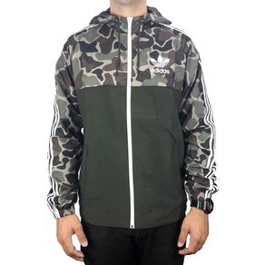 Jaqueta-Adidas-Camo-Verde-Corta-Vento-WB-Camuflada