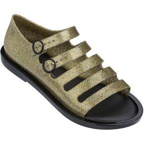 Melissa-Broadway-Dourado-Glitter-Preto-L185
