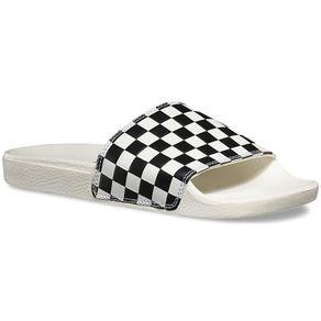 Chinelo-Vans-Slide-On-White-Black-Quadriculado-L92B