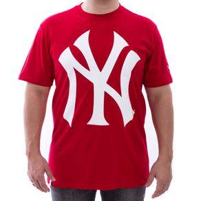 Camiseta-New-Era-Color-New-York-Yankees-Vermelho