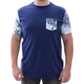 camiseta-new-era-flowers-azul-marinho