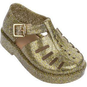 Mini-Melissa-Aranha-7916-Vidro-Glitter-Ouro-GL326