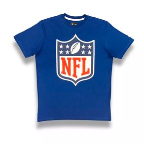 camiseta-new-era-basica-nfl-azul-infanto-juvenil