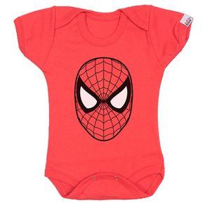body-infantil-bebe-personalizado-homem-aranha