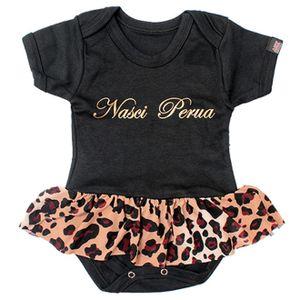 body-infantil-bebe-personalizado-com-saia-nasci-perua