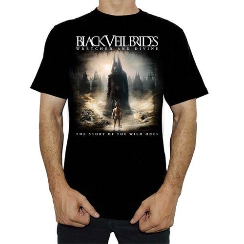 camiseta-black-veil-brides-wretched-and-divine