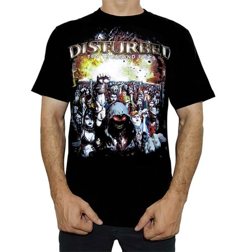 camiseta-disturbed-ten-thousand-fists-e782