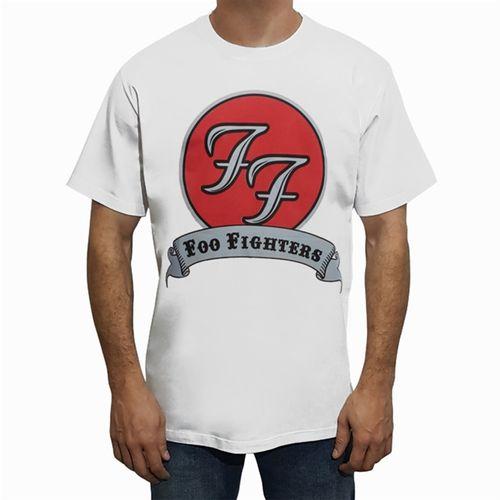 camiseta-foo-fighters-logo-branca-bt3206