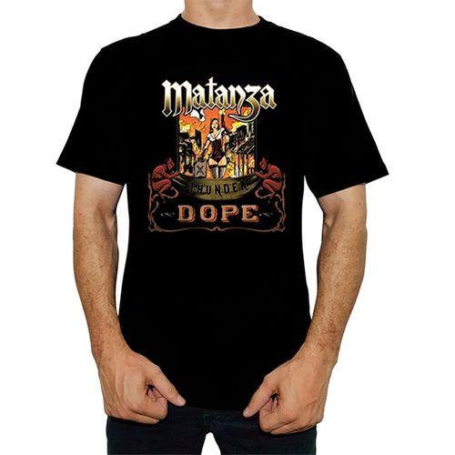 camiseta-stamp-matanza-thunder-dope-ts1069