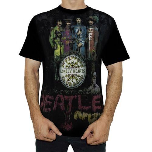 camiseta-premium-the-beatles-lonely-hearts-pre056-s