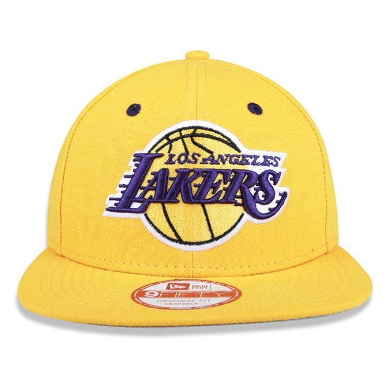 Boné New Era 9Fifty Los Angeles Lakers NBA Snapback - galleryrock 91ff1ea5d1d