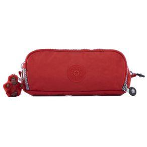 estojo-kipling-gitroy-vermelho-vibrant-red