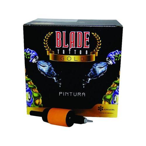 biqueira-07f-amazon-blade-tattoo-gold-cx-com-20-unidades