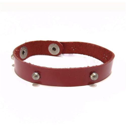 pulseira-couro-basica-com-rebites-vermelha