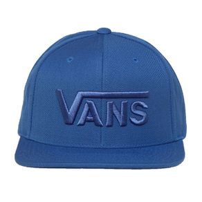 bone-vans-drop-v-true-blue-snapback