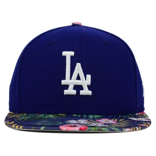 bone-new-era-9fifty-los-angeles-dodgers-tropic-snapback