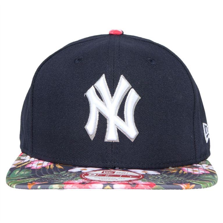 Boné New Era 9FIFTY New York Yankees Tropic - galleryrock 84d5e0fb63d
