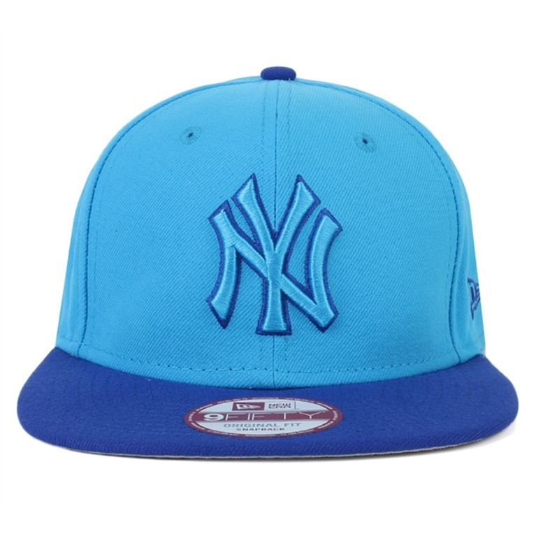 Boné New Era 9Fifty New York Yankees Snapback Azul - galleryrock cfda2665a0d