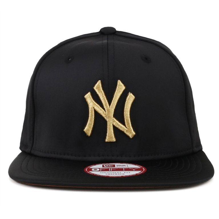 1aa26f01833b7 Boné New Era 9FIFTY New York Yankees Snapback Preto - galleryrock