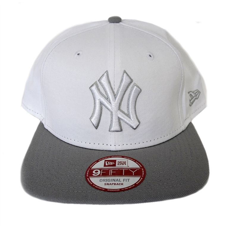 Boné New Era 9Fifty New York Yankees 2Tone Pop Snapback - galleryrock 6e45dd16881
