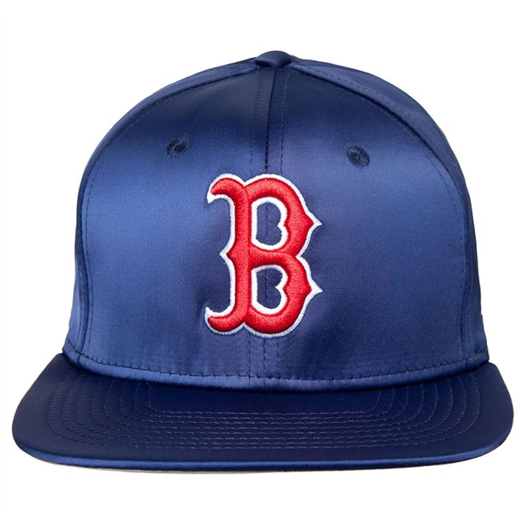 Boné New Era 9FIFTY Boston Red Sox Snapback - Navy - galleryrock e3664263756
