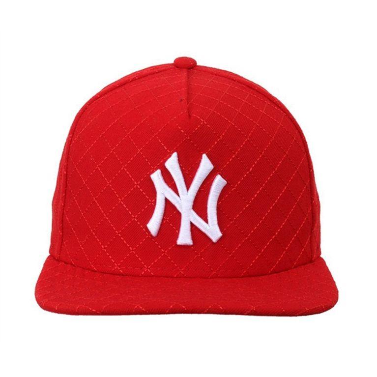 Boné New Era New York Yankees Quilting Snapback Vermelho - galleryrock 8f7eef5ce9a