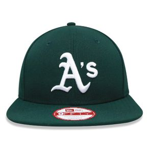 bone-new-era-9fifty-oakland-athletics-osfa-strapback-verde