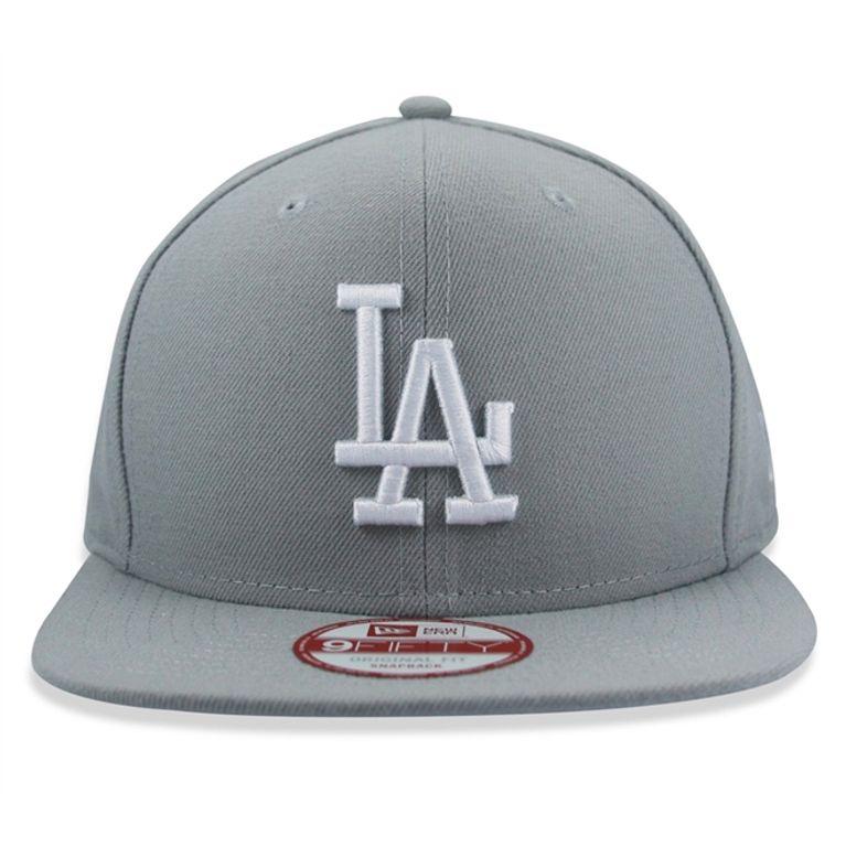 db24770f69391 Boné New Era 9FIFTY Los Angeles Dodgers OSFA Snapback - galleryrock
