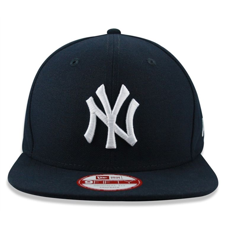 Boné New Era New York Yankees OSFA Snapback Marinho - galleryrock c65b8c9de96