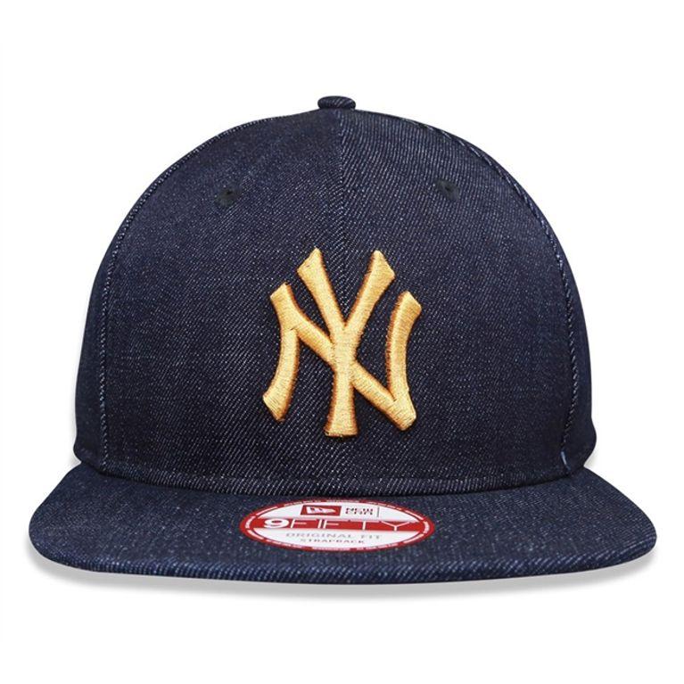 9539d28e76 Boné New Era New York Yankees 950 9Fifty Strapback - galleryrock