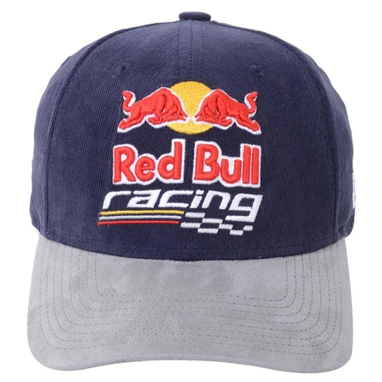 Boné New Era Aba Curva HC9 Forty Red Bull Racing Osfa Adjustable ... 3997649d02d