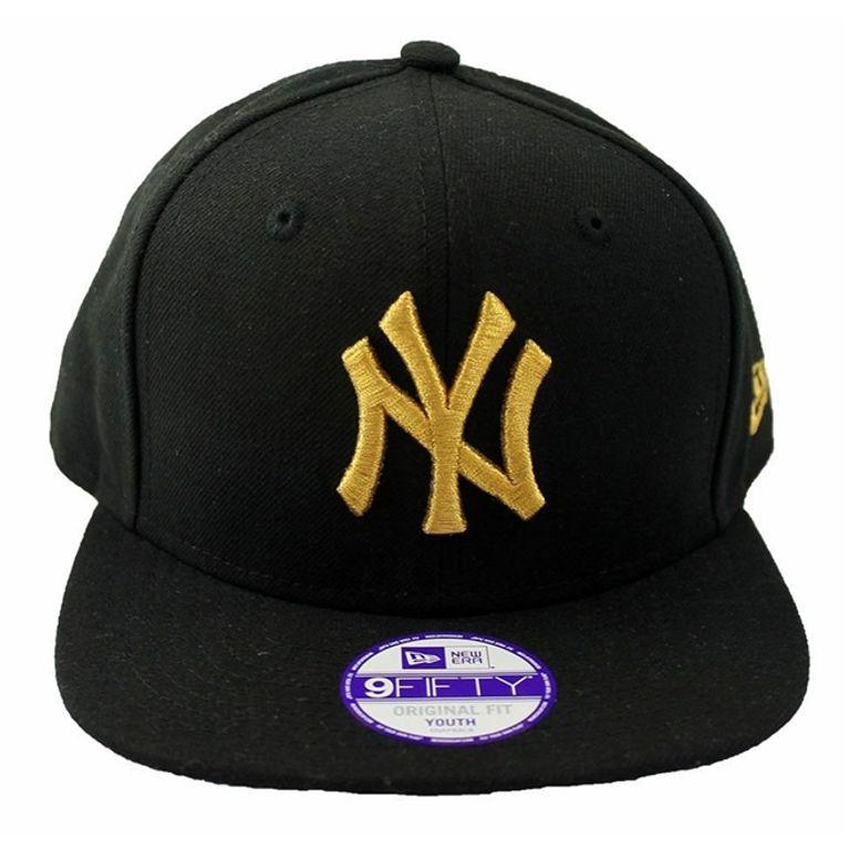 c6661ed7b0234 Boné New Era Youth New York Yankees Osfa SnapBack Preto - galleryrock