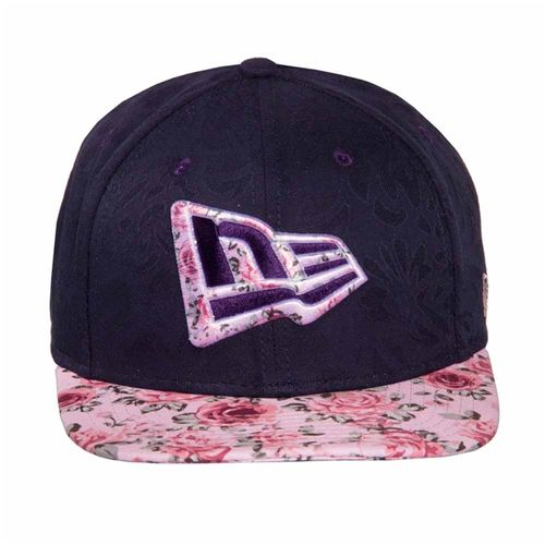 bone-new-era-9fifty-light-rose-flower-osfa-snapback
