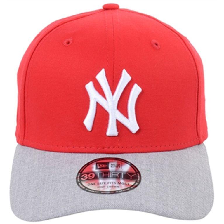 Boné New Era 39Thirty New York Yankees High Crown MBV308 - galleryrock 6e0c5cdf06d