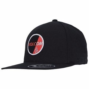 bone-volcom-public-110-preto-vermelho-logo-snapback
