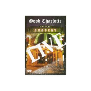 dvd-good-charlotte-live-at-brixton-academy