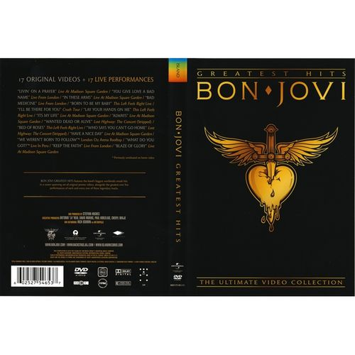 dvd-bon-jovi-the-ultimate-video-collection