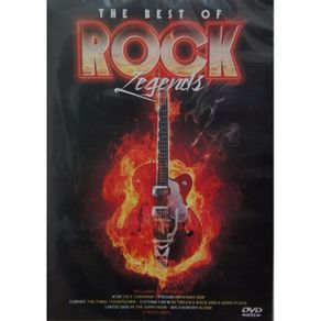 dvd-the-best-of-rock-legends-colection