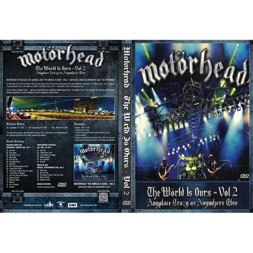 dvd-motorhead-the-world-is-ours-vol-ii-anyplace-crazy-as-anywhere-else