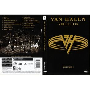 dvd-van-halen-video-hits-volume-i