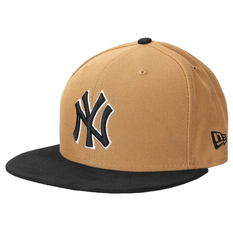 Boné New Era 59Fifty Suede Classic New York Yankees 7 1 8 56.8 cm ... 336997046f7