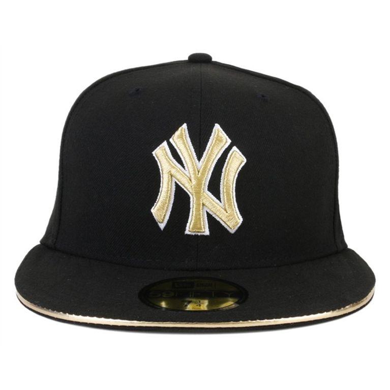 Boné New Era Metal Slice New York Yankees 7 1 4 - galleryrock f7092543923