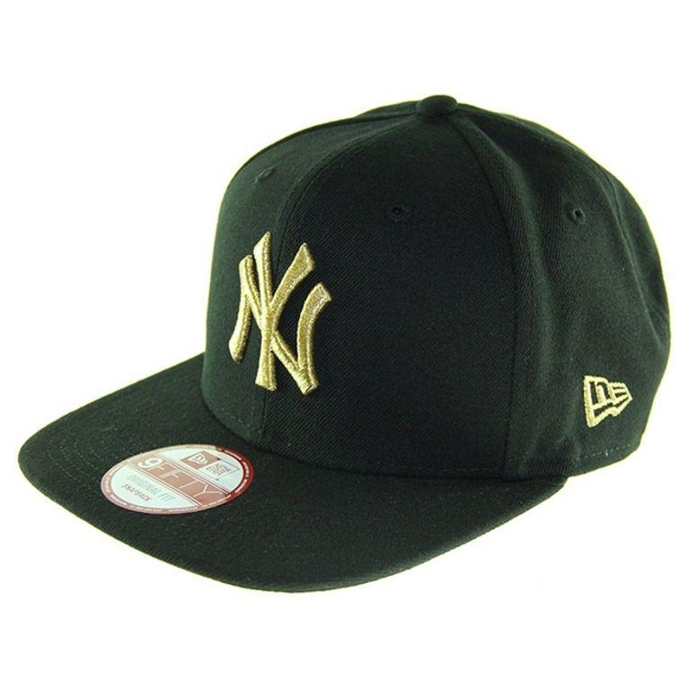 Boné New Era MetPop New York Yankees BLK G Osfa SnapBack - galleryrock 700b9125b56